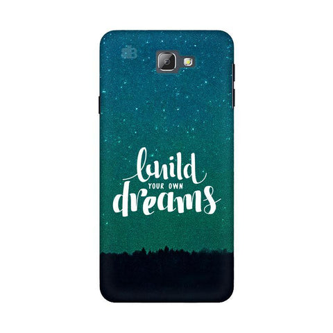 Build your own Dreams Samsung On 5 2016 Cover
