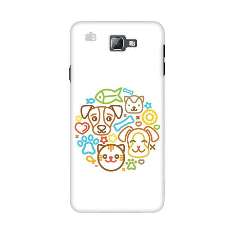 Cute Pets Samsung On 5 2016 Cover