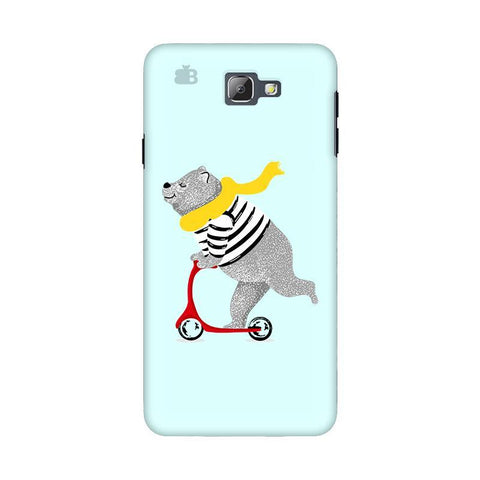 Happy Bear Samsung On 5 2016 Cover