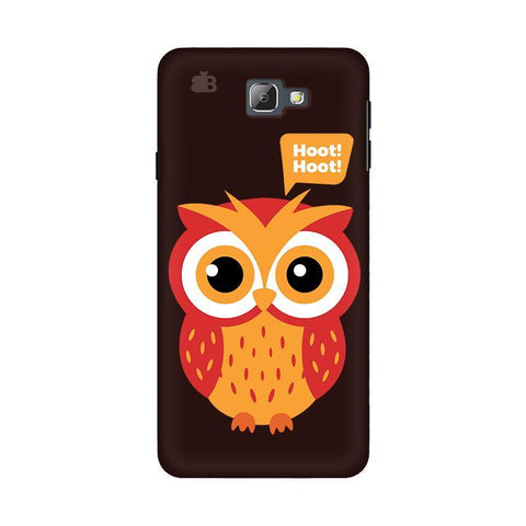 Hoot Hoot Samsung On 5 2016 Cover