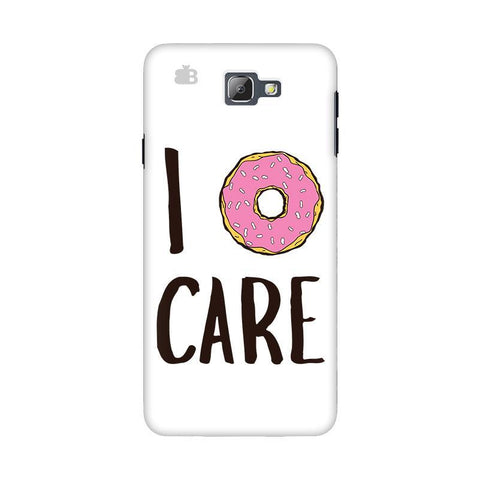 I Donut Care Samsung On 5 2016 Cover