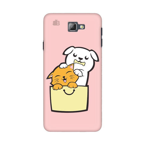 Kitty Puppy Buddies Samsung On 5 2016 Cover