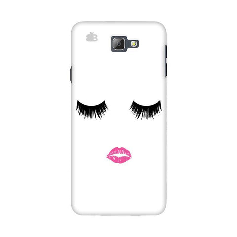 Lashes and Lips Samsung On 5 2016 Cover