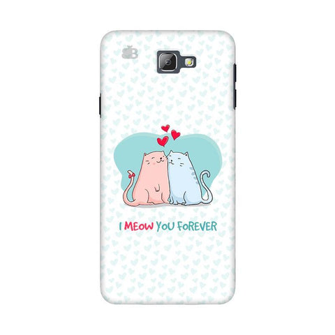 Meow You Forever Samsung On 5 2016 Cover