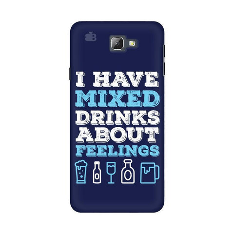 Mixed Drinks Samsung On 5 2016 Cover