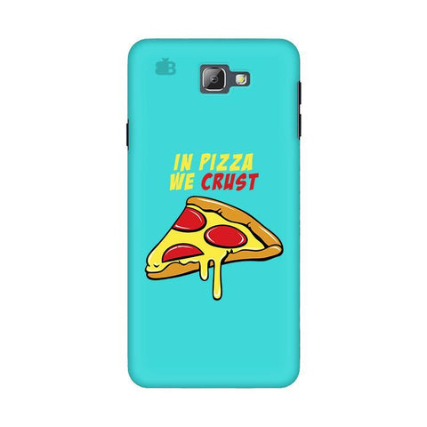Pizza Crust Samsung On 5 2016 Cover