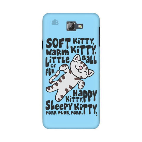 Soft Kitty Samsung On 5 2016 Cover