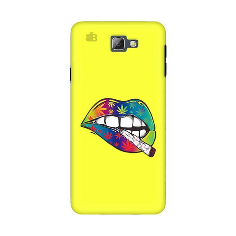 Trippy Lips Samsung On 5 2016 Cover