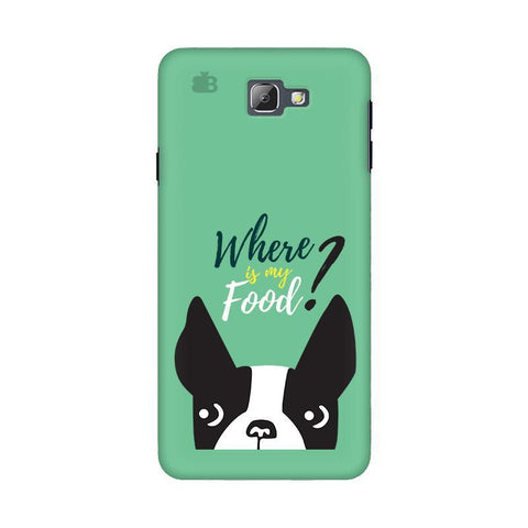 Where is my Food Samsung On 5 2016 Cover
