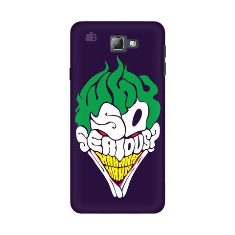 Why So Serious Samsung On 5 2016 Cover