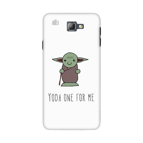 Yoda One Samsung On 5 2016 Cover
