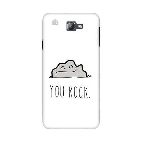 You Rock Samsung On 5 2016 Cover