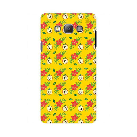 Apples & Flowers Samsung On 5 Pro Cover