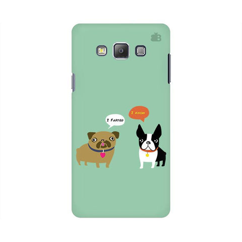 Cute Dog Buddies Samsung On 5 Pro Cover