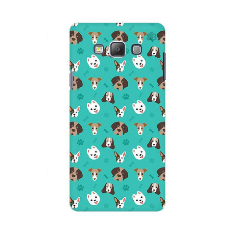 Doggie Pattern Samsung On 5 Pro Cover