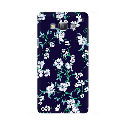 Dogwood Floral Pattern Samsung On 5 Pro Cover