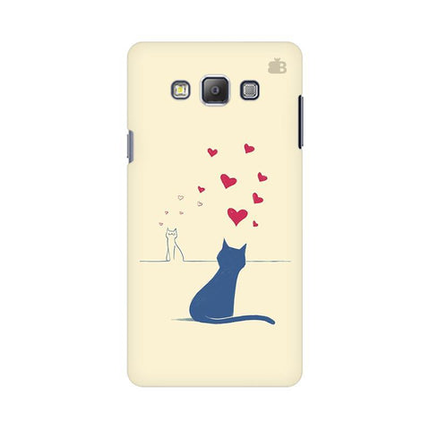 Kitty in Love Samsung On 5 Pro Cover