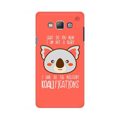 Koalifications Samsung On 5 Pro Cover