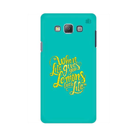 Life gives Lemons Samsung On 5 Pro Cover
