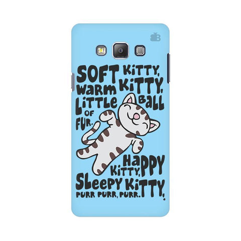 Soft Kitty Samsung On 5 Pro Cover