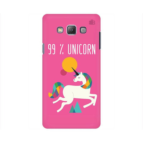 99% unicorn Samsung On 5 Cover