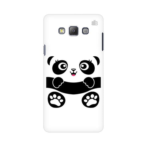 Baby Panda Samsung On 5 Cover