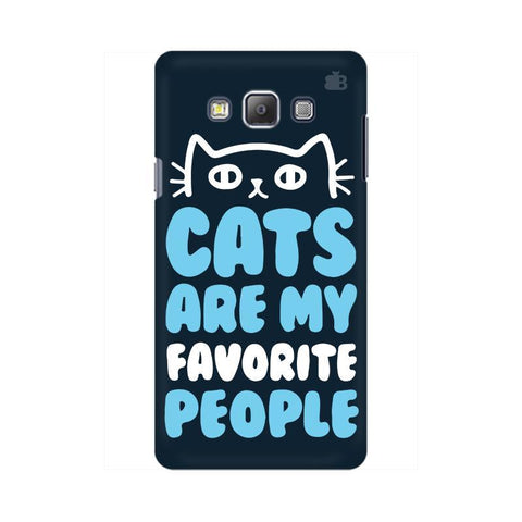 Cats favorite People Samsung On 5 Cover