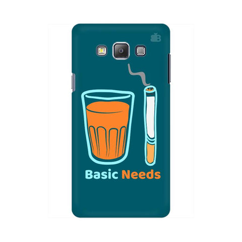 Chai Sutta Basic Samsung On 5 Cover