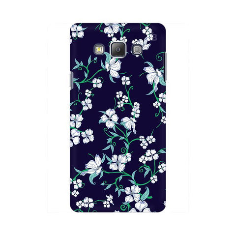 Dogwood Floral Pattern Samsung On 5 Cover