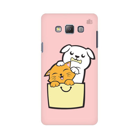 Kitty Puppy Buddies Samsung On 5 Cover
