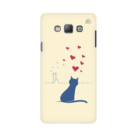 Kitty in Love Samsung On 5 Cover
