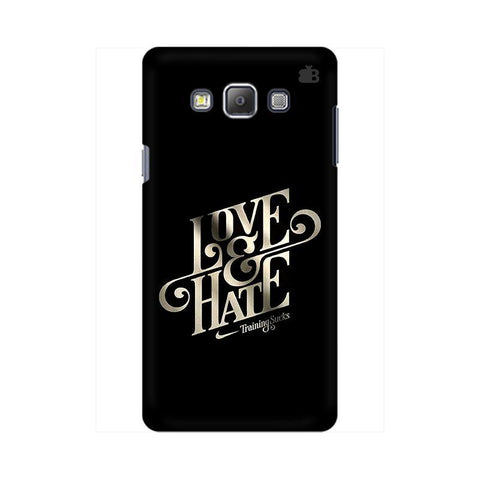 Love & Hate Samsung On 5 Cover
