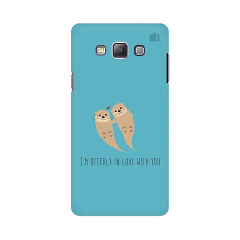 Otterly Love Samsung On 5 Cover