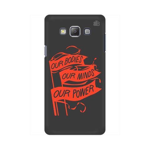 Our Power Samsung On 5 Cover