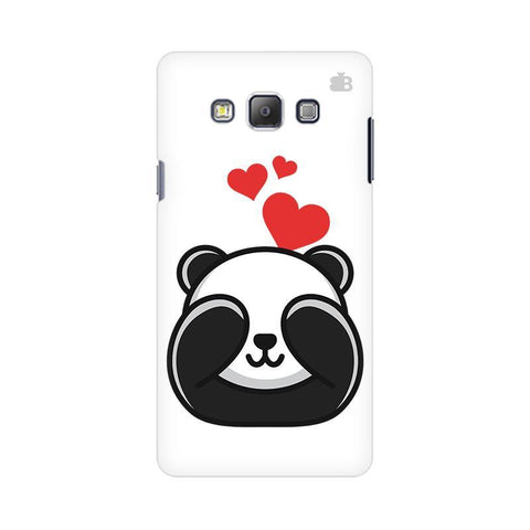 Panda In Love Samsung On 5 Cover