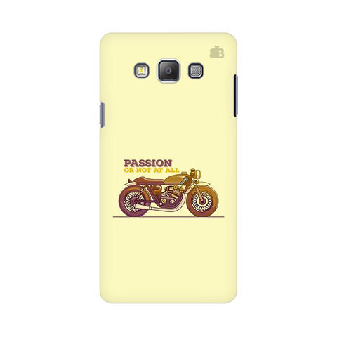 Passion for Motor Samsung On 5 Cover