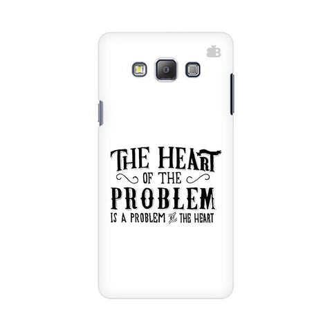 Problem of the Heart Samsung On 5 Cover