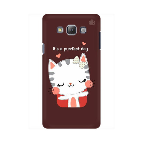 Purrfect Day Samsung On 5 Cover