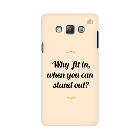 Stand Out Samsung On 5 Cover