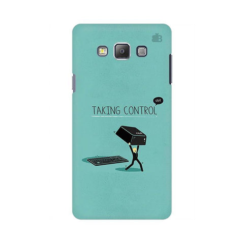Taking Control Samsung On 5 Cover