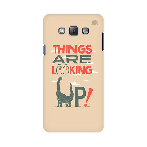 Things are looking Up Samsung On 5 Cover