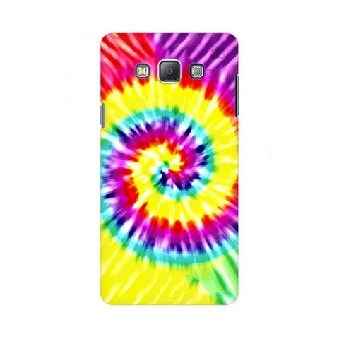 Tie & Die Art Samsung On 5 Cover