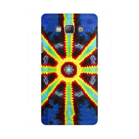 Tie & Die Pattern Samsung On 5 Cover