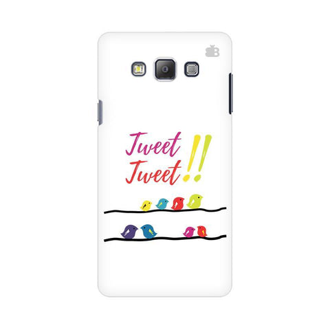 Tweet Tweet Samsung On 5 Cover