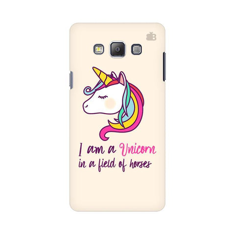 Unicorn in Horses Samsung On 5 Cover