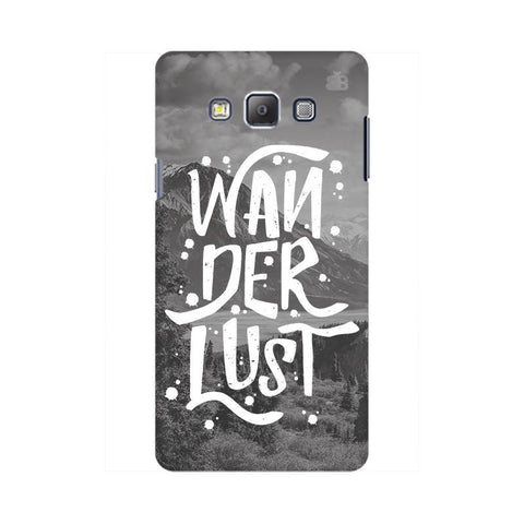 Wanderlust Samsung On 5 Cover