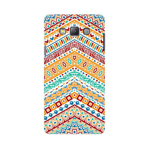 Wavy Ethnic Art Samsung On 5 Cover