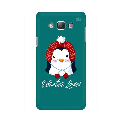 Winter Love Samsung On 5 Cover