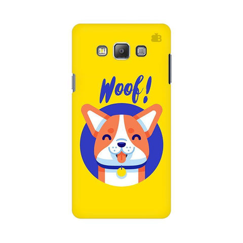 Woof Samsung On 5 Cover