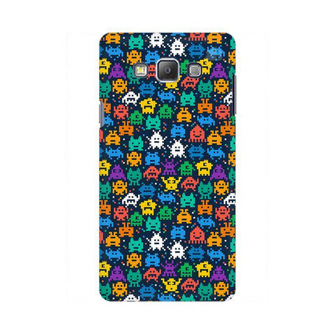 16 Bit Pattern Samsung On 7  Pro Cover